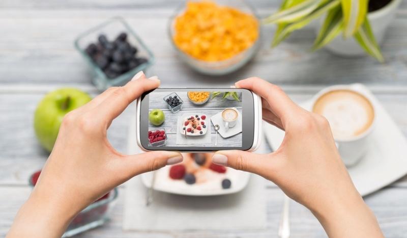 Restaurant on Social Media