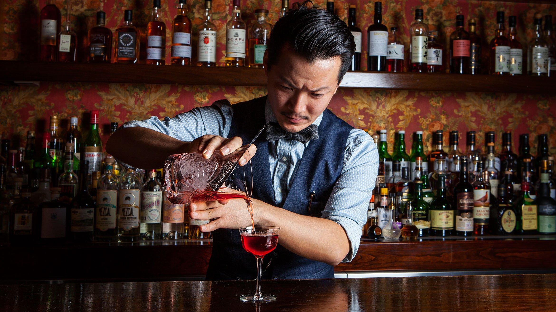 Restaurant Bartender