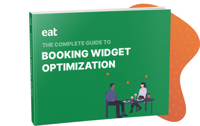 Booking widget optimization guide for restaurants