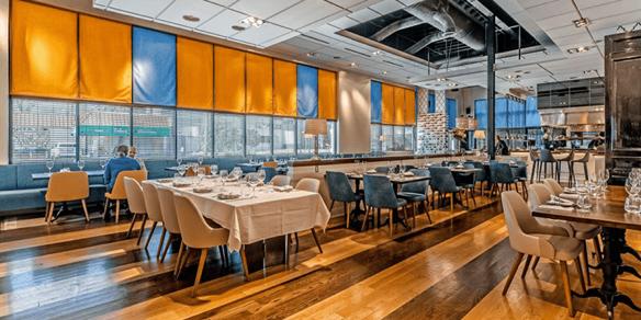 Floor Plan Management for Restaurants