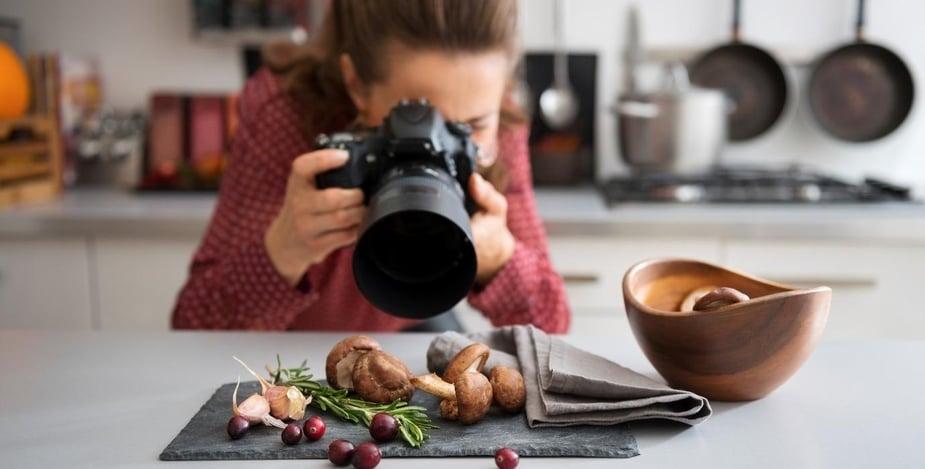 Food Blogger eat app