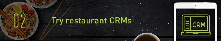 restaurant crm