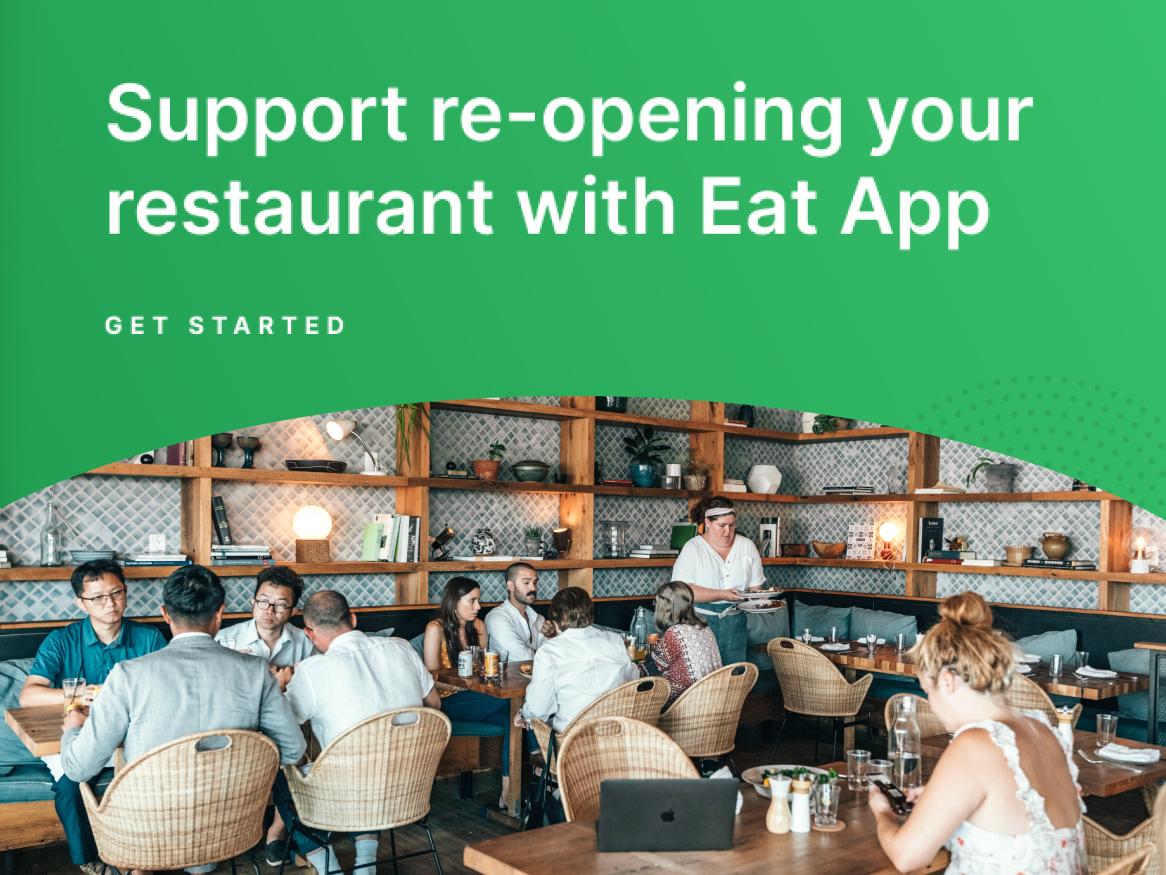 Reopen your restaurant