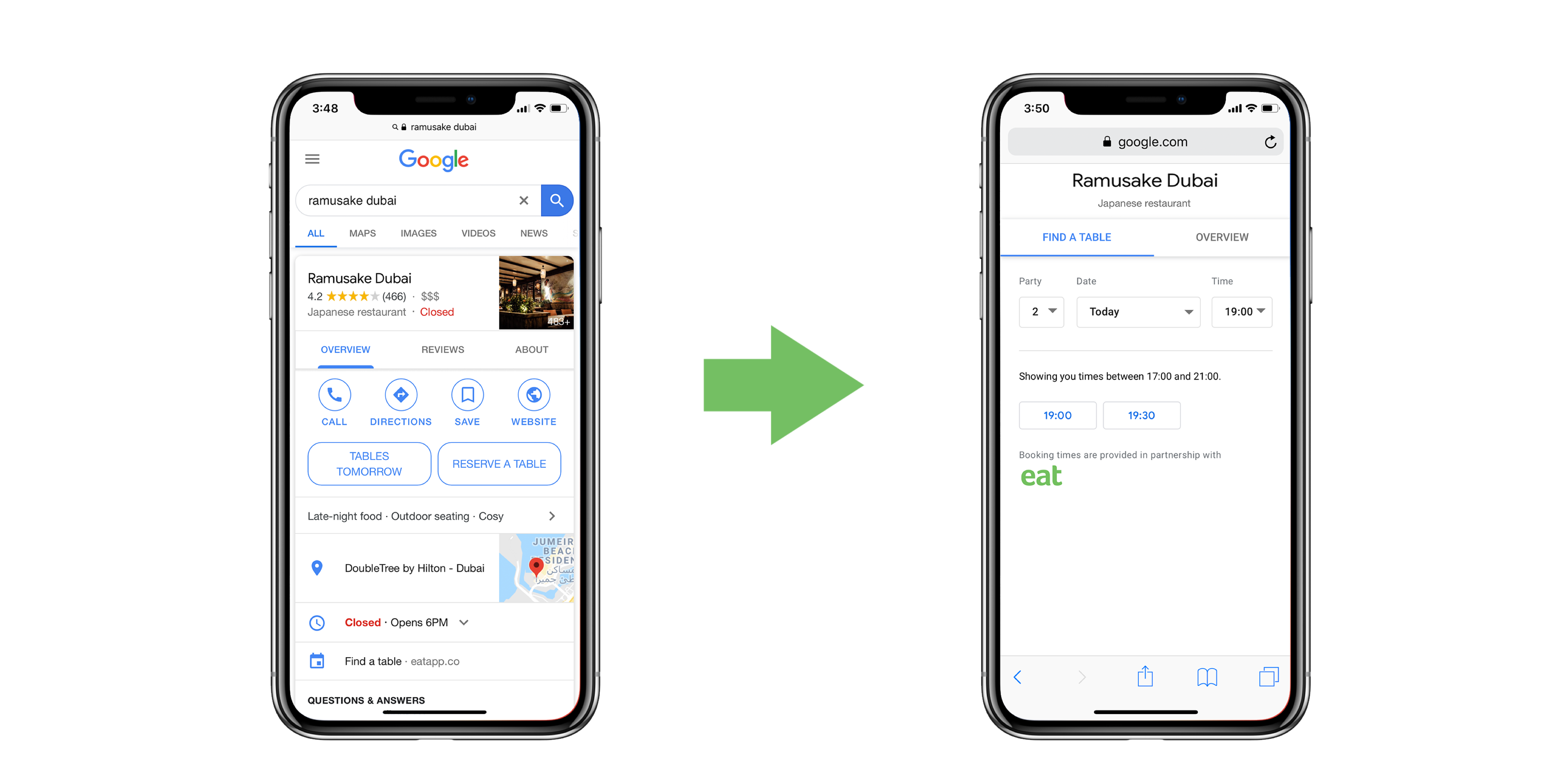 Reservations_with_Google_Button
