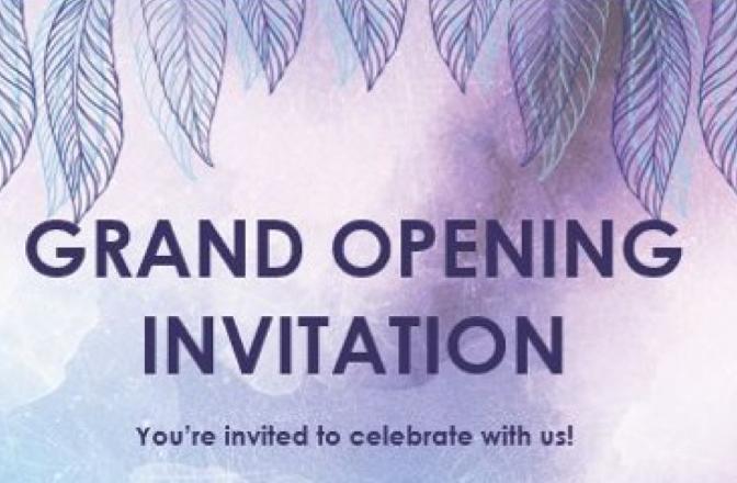 Restaurant Invitation Templates