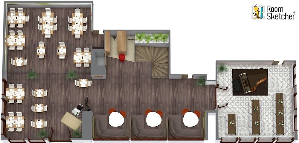 Simple Plans For Dining Rooms The Best Routes