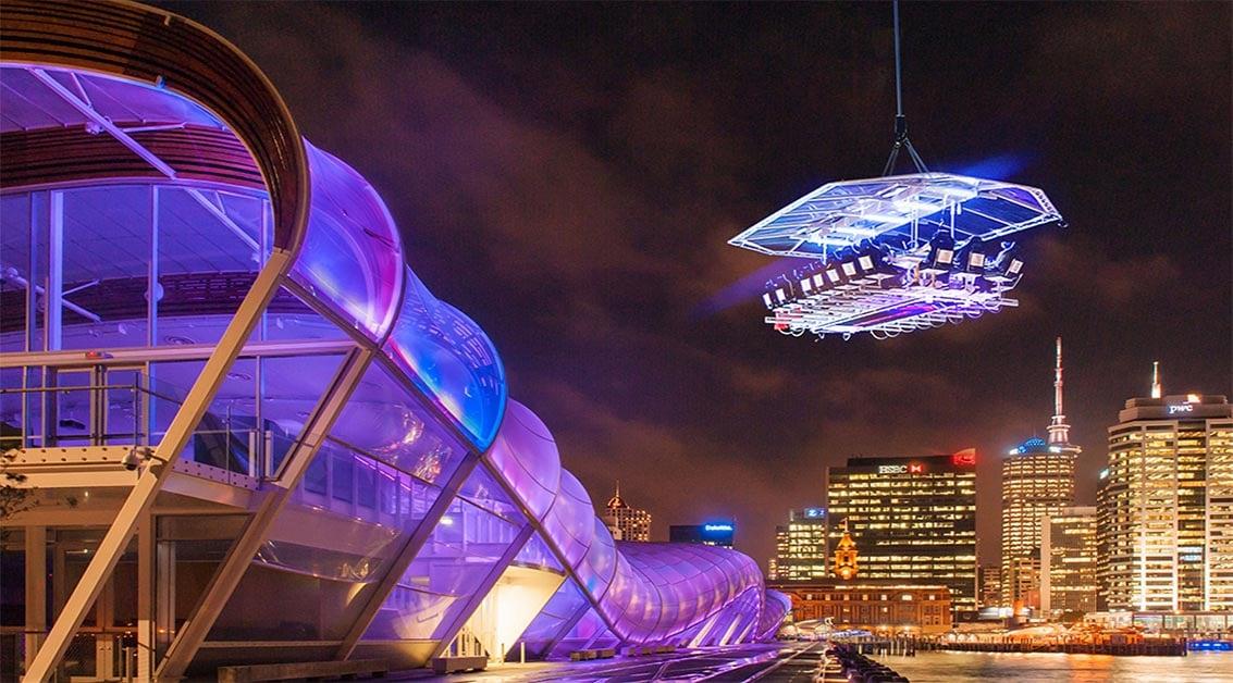 sky restaurant concept