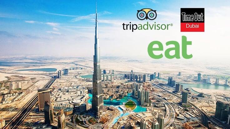 eatapp tripadvisor partnership
