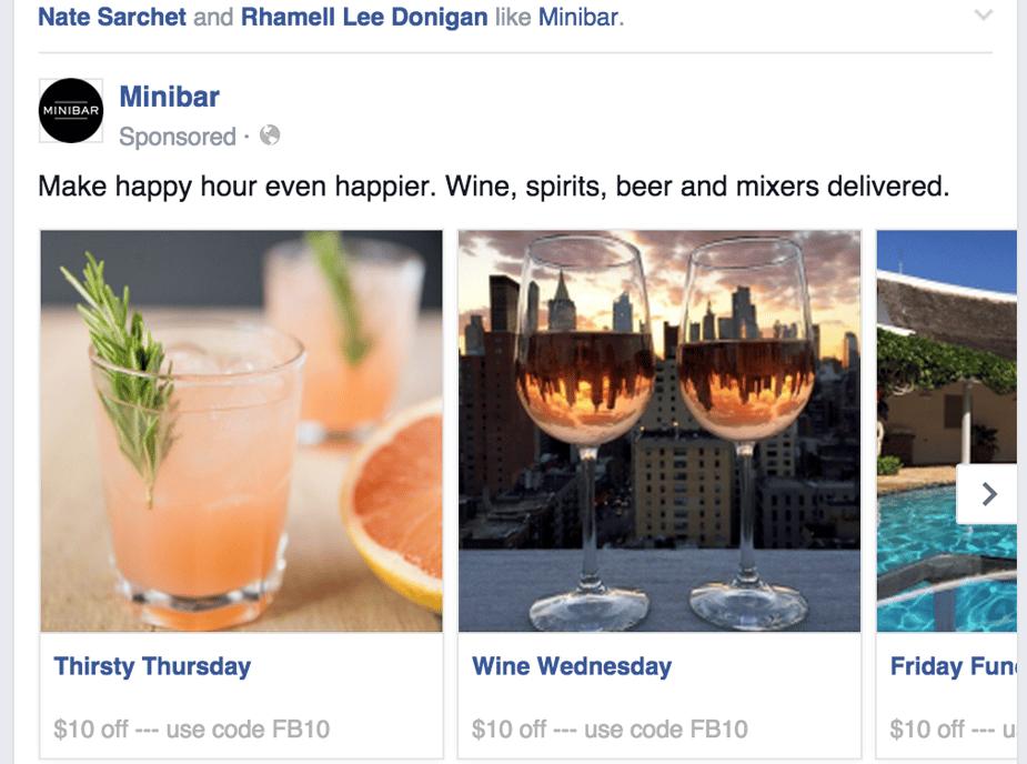 Restaurant Facebook Eat App