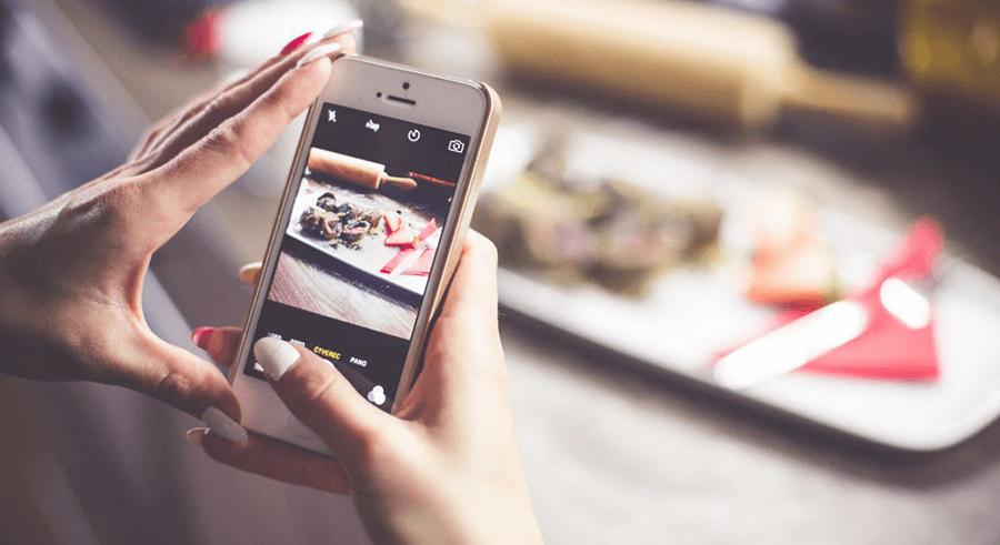 social media restaurants