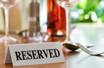 Reservations vs walk ins