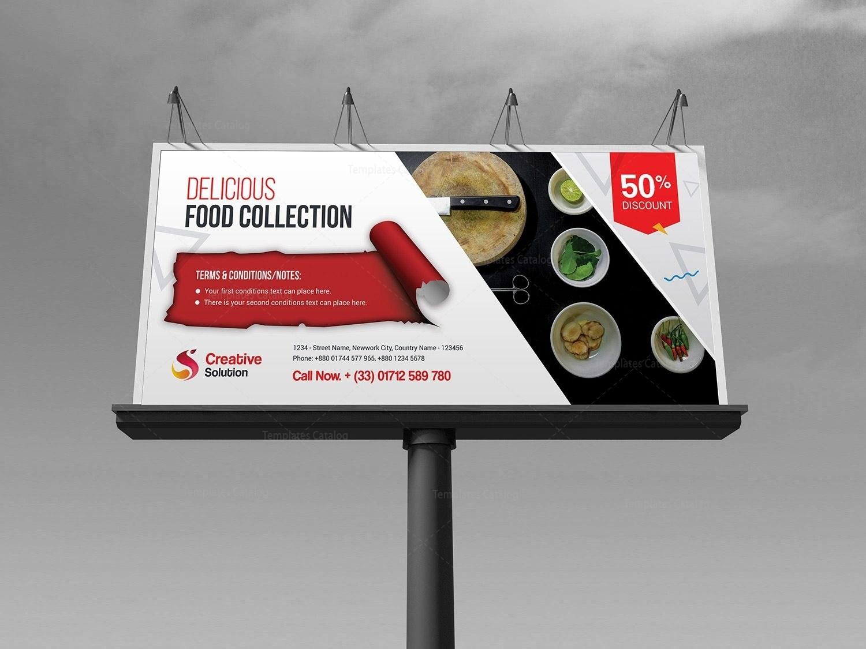 Restaurant-Billboard-Banner-Template