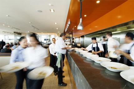 restaurant productivity