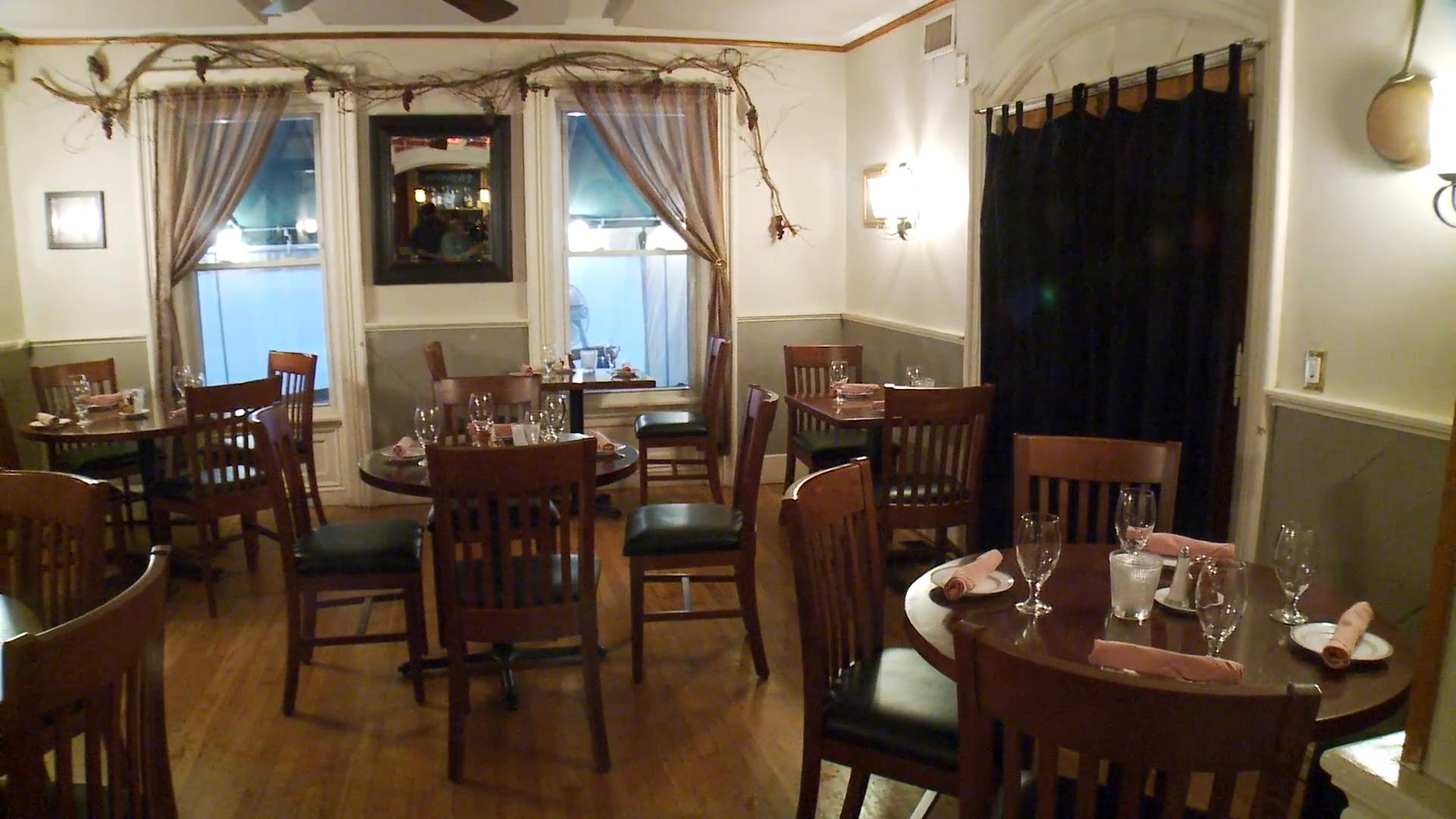 Empty Restaurant, how do you get guests inside