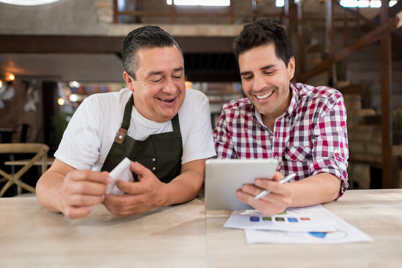 Proper restaurant accounting